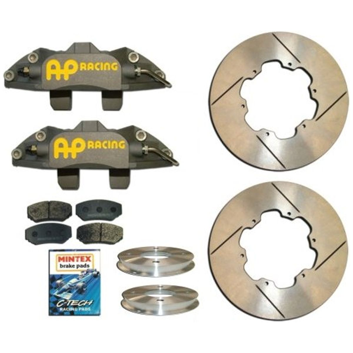 AP Racing Front Brake Kit