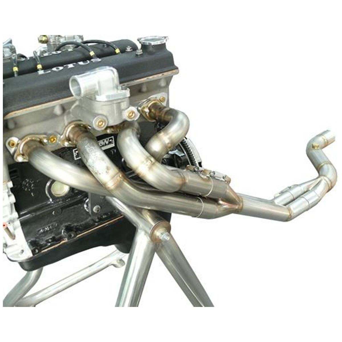 Simpson Stainless Exhaust Manifold Ford Cortina Mk1/2 Lotus Twin Cam 4-2-1
